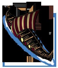 Skib fra Saga